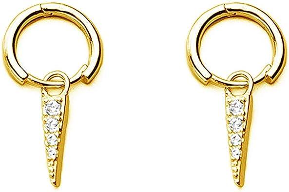 Metal Heart Earrings--Teeny Tiny-Delicate Dangles-Simple Beauty