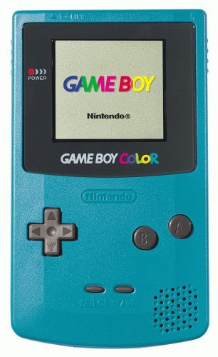 Game Boy Color Teal product image