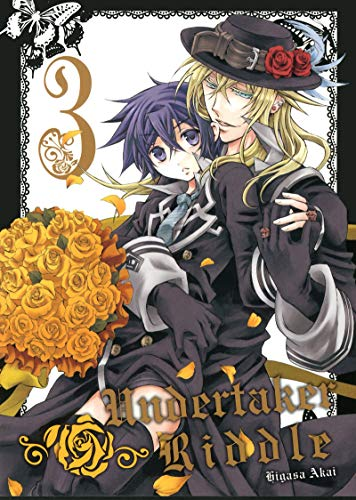 Undertaker Riddle, Tome 3 :