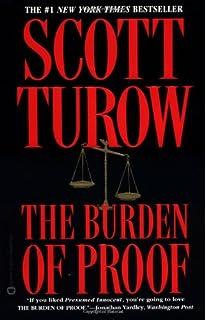 the burden of proof - Presumed Innocent Book