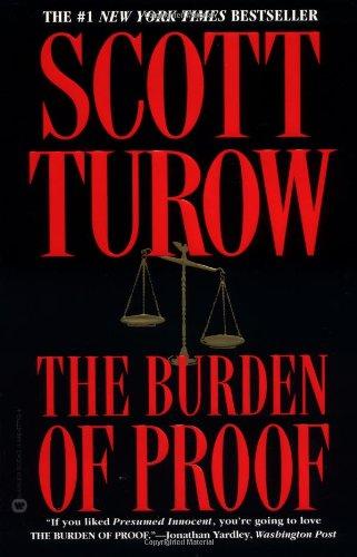 The Burden of Proof by Scott Turow