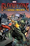 img - for Bloodstone & the Legion of Monsters book / textbook / text book