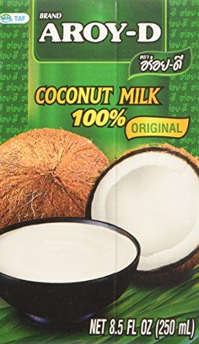(100% Coconut Milk - 8.5 oz packages (36-pack))