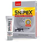 XADO SNIPEX Gel-Revitalizant for Restoration and Repair of Rifle Barrel, Firearm, Hand Gun, Machine Gun, Carabine (blister, tube 27 ml) - Protect Weapon From Wear and Corrosion
