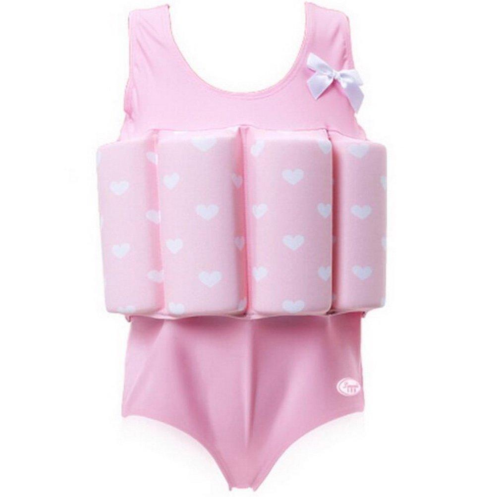 ARAUS Costume Da Bagno Per Infanziale Bambini Neonati con Galleggiante Per Imparare a Nuotare, Multicolori dascegliere