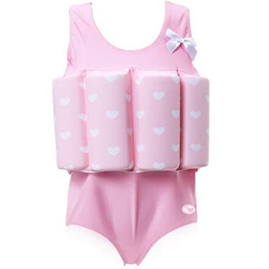 ARAUS One-Piece Swimsuit Baby Boy Girl Kid Floating Buoyancy Swimwear Float Suit Swimming Costume