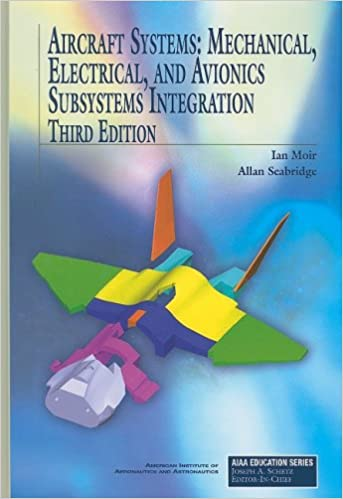Aircraft Systems: Mechanical, Electrical, And Avionics Subsystems Integration (AIAA Education) Free Download