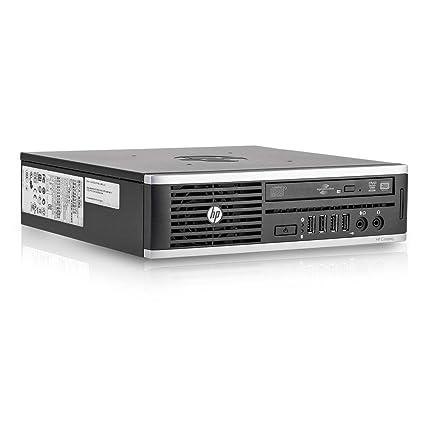 HP Elite 8200 Ultra Slim Desktop PC - Intel Core i5-2400S 2 5GHz 8GB 250GB  DVDRW Windows 10 Professional (Renewed)