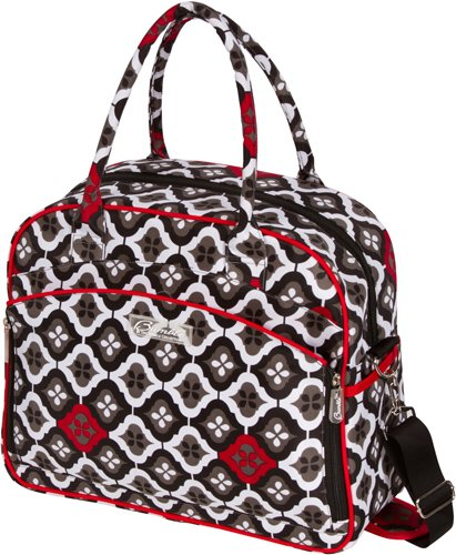 The Bumble Collection Dana Day Tripper, Royal Ruby Montage, Large