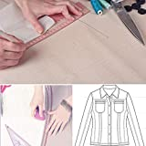 DIY Sewing Ruler Tailor Set French Curve Ruler