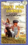 Dust for Dinner by Ann Turner front cover