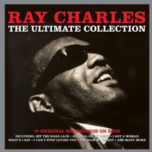 Price comparison product image The Ultimate Collection - Ray Charles