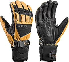 The Griffin S blends comfort, style, and performance in a glove designed with the All Day Skier in mind. Leather and Softshell body, Silicone Nash palm and a Neoprene cuff combine for a perfect fit. Built in Trigger S Technology integration m...