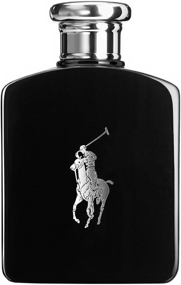 Ralph Lauren - Polo para hombre, color negro: Amazon.es: Belleza