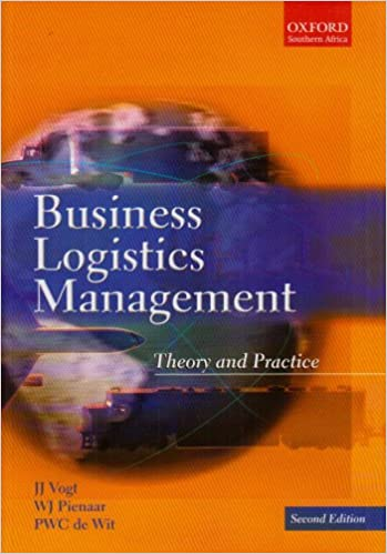 Business Logistics Management Theory And Practice J J