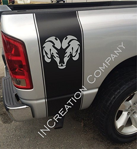 dodge ram bed decal - 7