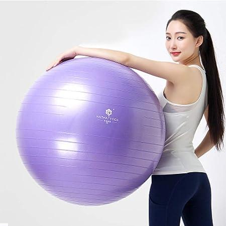 YDJGY Pelota Ejercicio Fitness Yoga Engrosamiento A Prueba ...