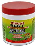 Best Growth Oil For Africa Hairs - Africa's Best Maximum Strength Super Gro Hair Review