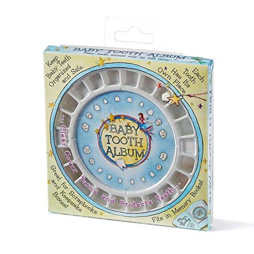 Baby Tooth Organizer Album Scrapbook product image