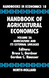 img - for Handbook of Agricultural Economics, Volume 2A: Agriculture and its External Linkages book / textbook / text book