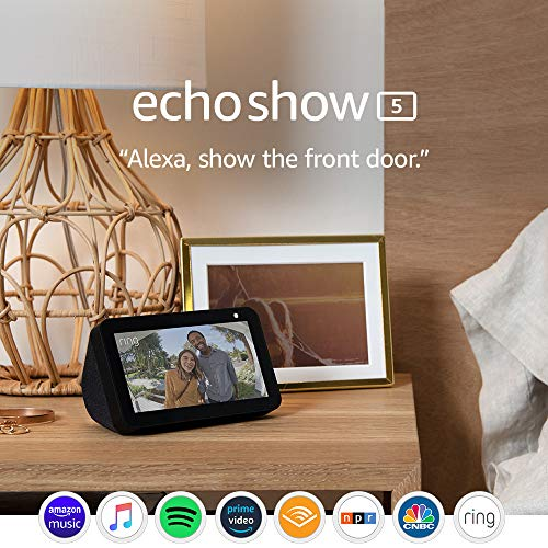 Echo Show 5 -- Smart display...