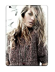 Unique Design Ipad Air Durable Tpu Case Cover Gisele Bundchen