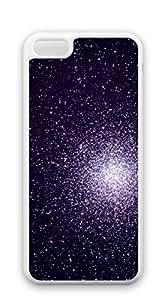 TUTU158600 Good Vibes Unique Fashion Printing Phone iphone 5c cases for women designer - Star Universe color Nebula