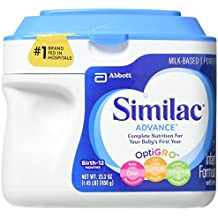 Similac Advance Complete Nutrition Infant Formula with Iron - 1.45 lb