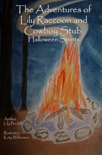 The Adventures of Lily Raccoon and Cowboy Stub:: Halloween Spirits