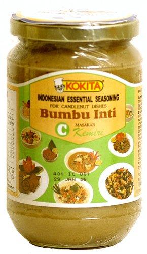 Kokita Indonesian Essential Seasoning Mix C - Bumbu Inti for Candlenut Dishes
