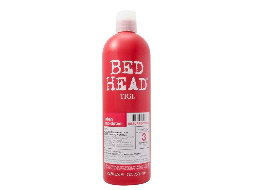 Tigi Bed Head Urban Anti+dotes Resurrection Shampoo Damage Level 3, 25.36 Ounce TIGI-416053 46037