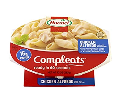 Hormel Compleats Chicken Alfredo, 10-Ounce Units (Pack of 6) from Hormel