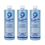 Rendezvous Spa Specialties Hot Tub Natural Clear Enzyme Water Clarifier (3 Pack)