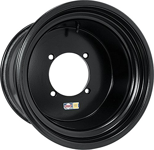 Douglas Wheel Tire ULS14084410BLK Ultimate Sport Wheel - 14x8 - 4+4 Offset - 4/110 - Black , Bolt Pattern: 4/110, Rim Offset: 4+4, Wheel Rim Size: 14x8, Color: Black, Position: Front/Rear