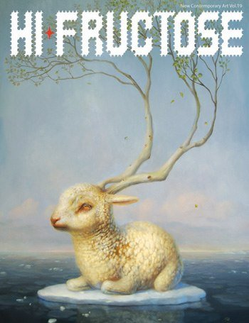 Hi-Fructose Magazine Vol. 19, Attaboy and Annie Owens