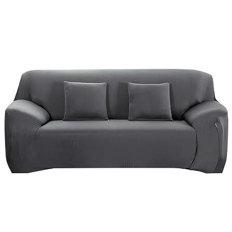 Souarts Ligero Antideslizante elástico de la Funda de sofá ...