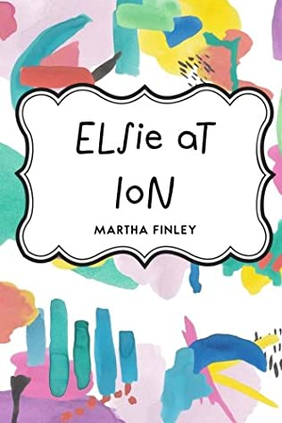 book cover of Elsie At Ion