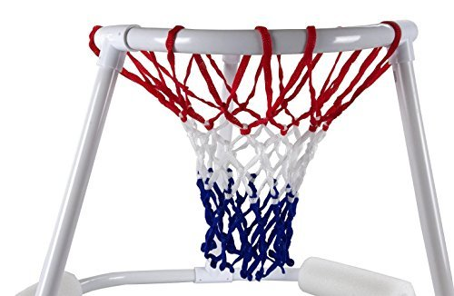 Floating Swimming Pool Basketball Hoop Portable Water Sport Game With Ball With Ebook