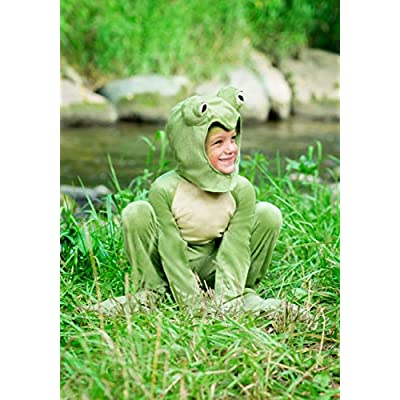 Toddler Deluxe Frog Costume: Clothing