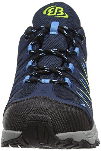 Adulto Zapatos Lemon Marine Azul Blau Rise Expedition Lemon Senderismo Bruetting Low de Unisex Blau Marine 0BUaHqwA