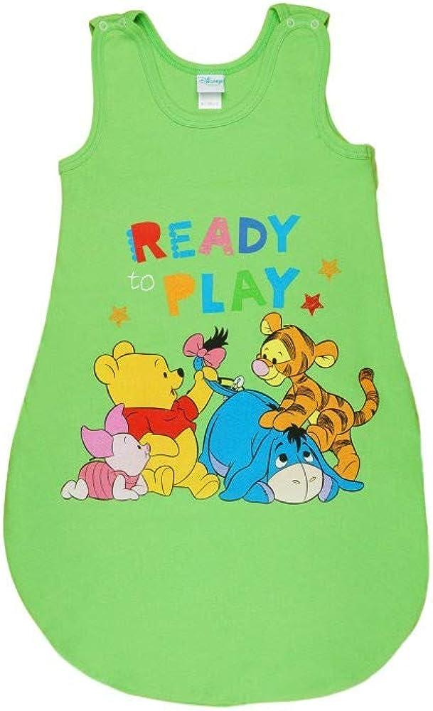 92-98 Disney Sac de couchage en coton pour b/éb/é et enfant Motif pommes de terre 56-62 104-110 80-86 68-74