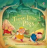 Pop-Up Fairy Tales Three Little Pigs