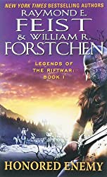 Honored Enemy (Legends of the Riftwar, Book 1)