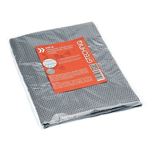Gtechniq MF4 Diamond Sandwich - Toalla de Secado