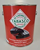 (US) Tabasco Brand Spicy Chocolate 144 Piece Paint Can