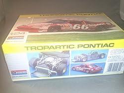 Thopartic Pontiac Racing Car Kit by Monogram