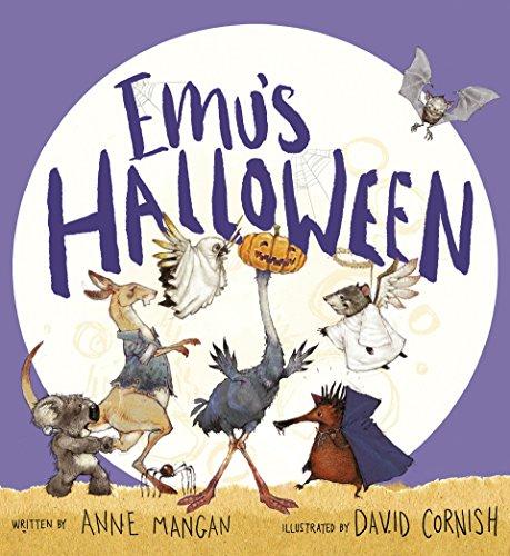 Planning Kindergarten Halloween Party (Emu's Halloween)