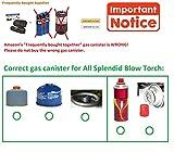 All Splendid Outdoor Blow Torch-Garden Torch-Weeds
