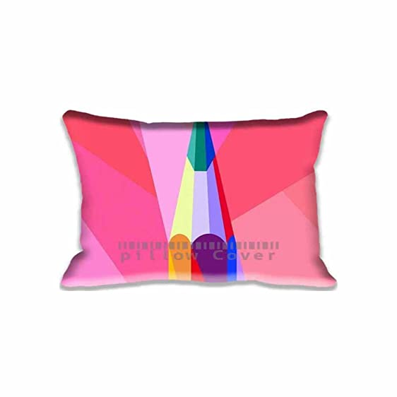 Amazon.com: Colored Pencil Throw Pillows Cushion Covers - Fanshion ...