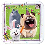 """The Secret Life Of Pets 2"" Green Square Party"